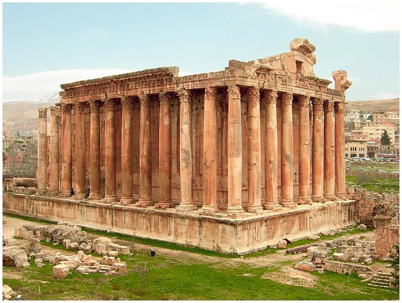Ливан OD5/IV3XNF DX Новости Дворец Бахуса