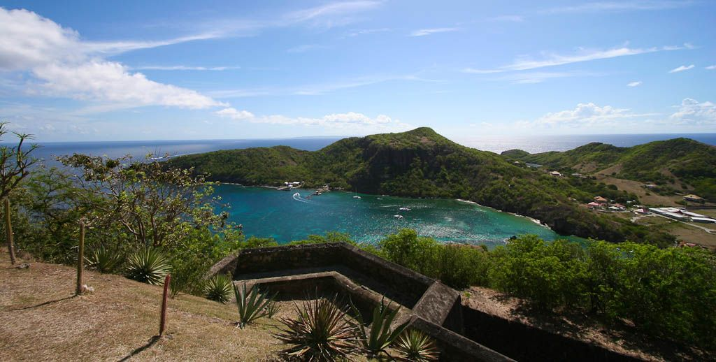 Les Saintes Island Guadeloupe TO6A DX News