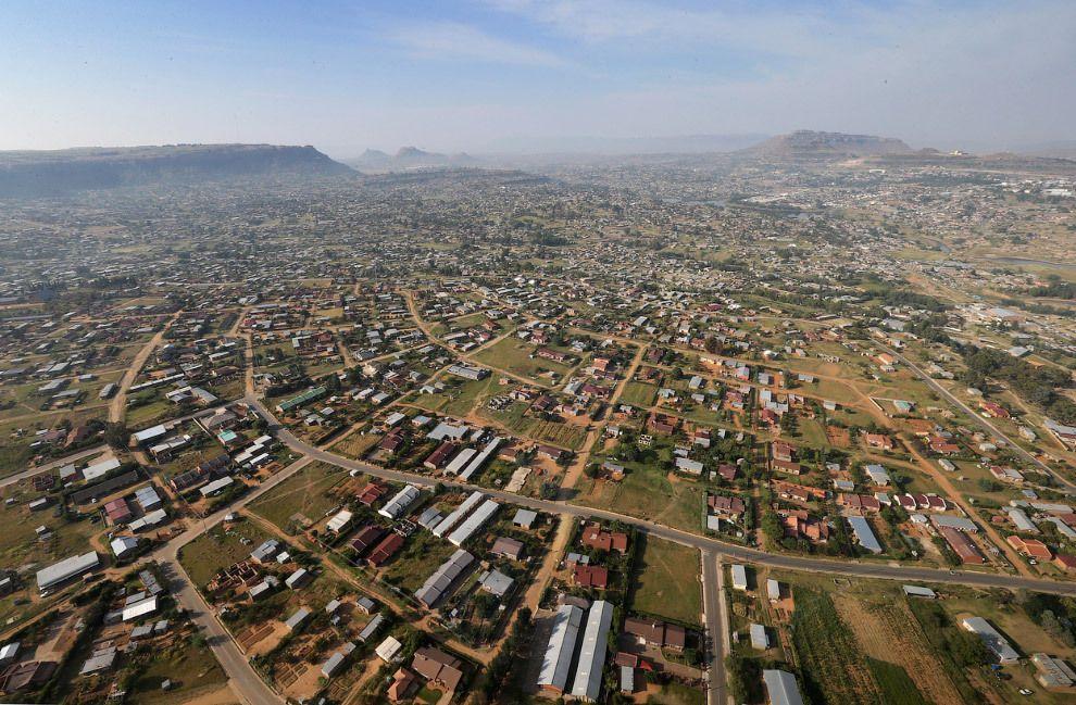 Lesotho 7P8AP