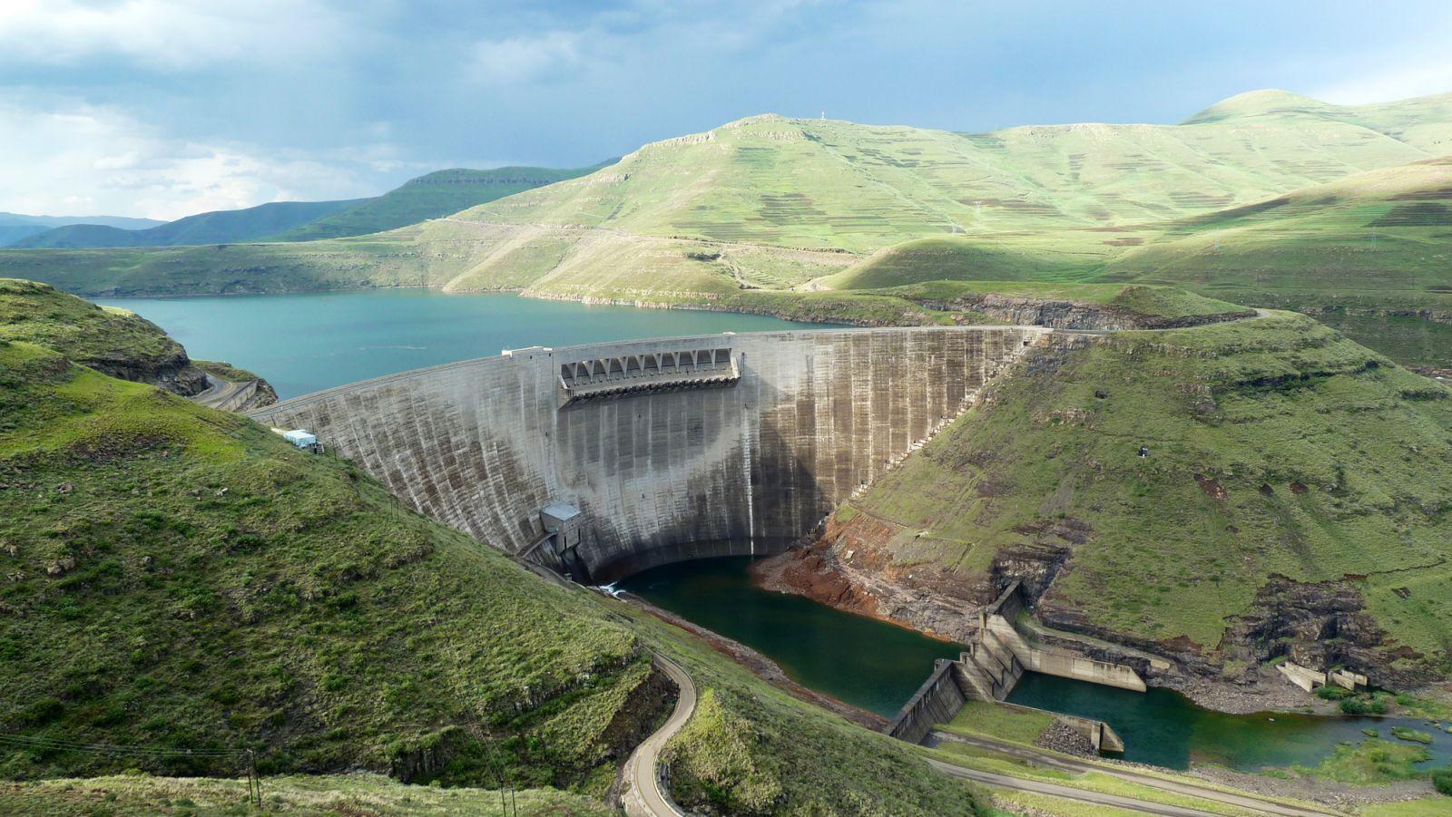 Lesotho 7P8CE