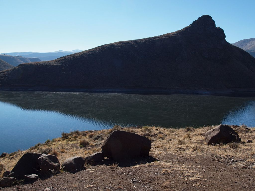 Lesotho 7P8DG