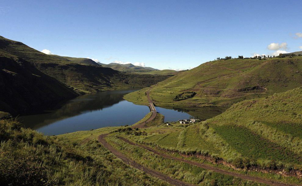 Lesotho 7P8OC DX News