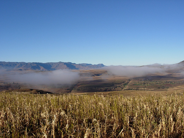 Lesotho 7P8PB 2011 Mountains DX News