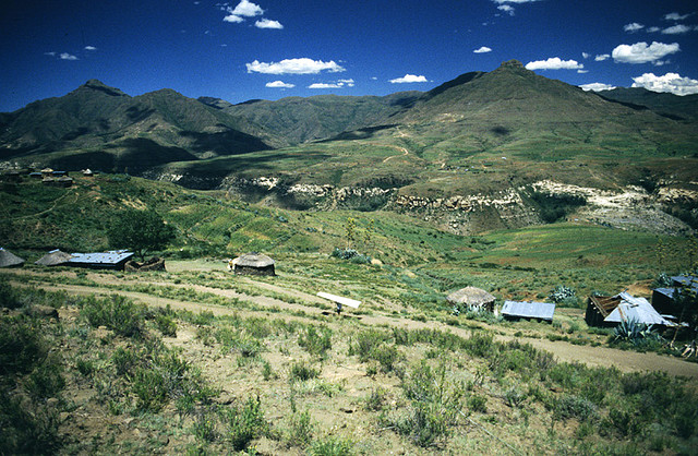 Lesotho 7P8PB DX News 2012