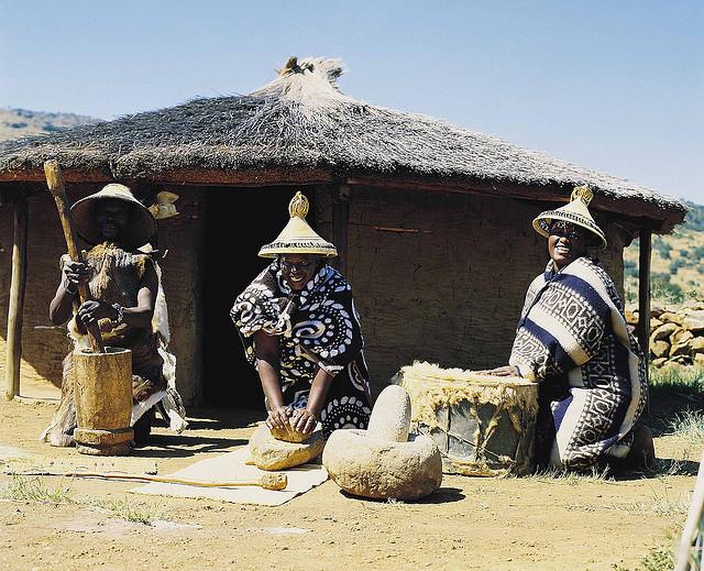 Лесото 7P8RU
