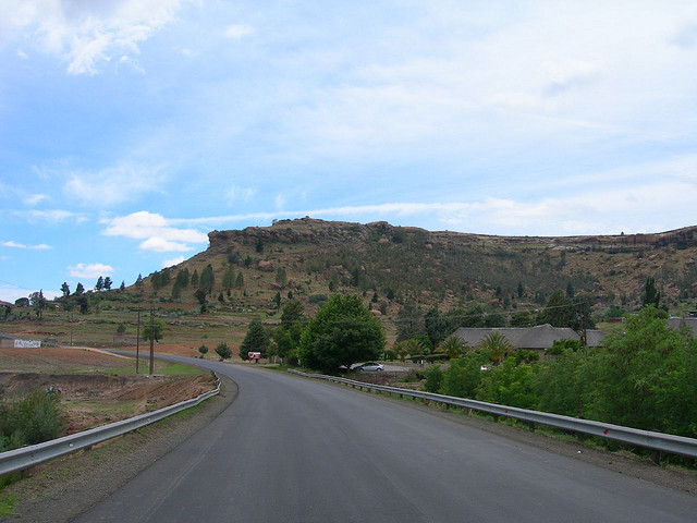 Lesotho 7P8WO