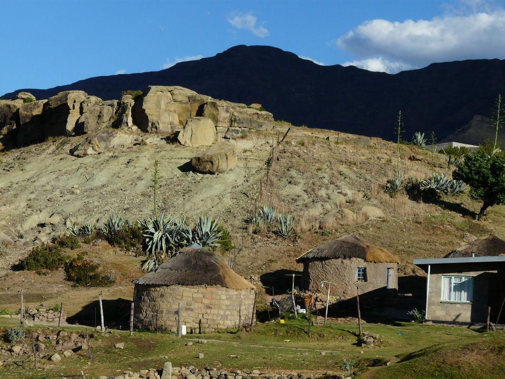 Lesotho 7P8Z