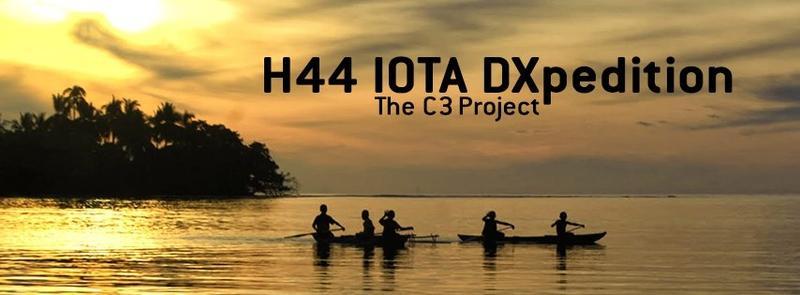 Liapari Island H44RK H44MK H44IOTA Solomon Islands DX News