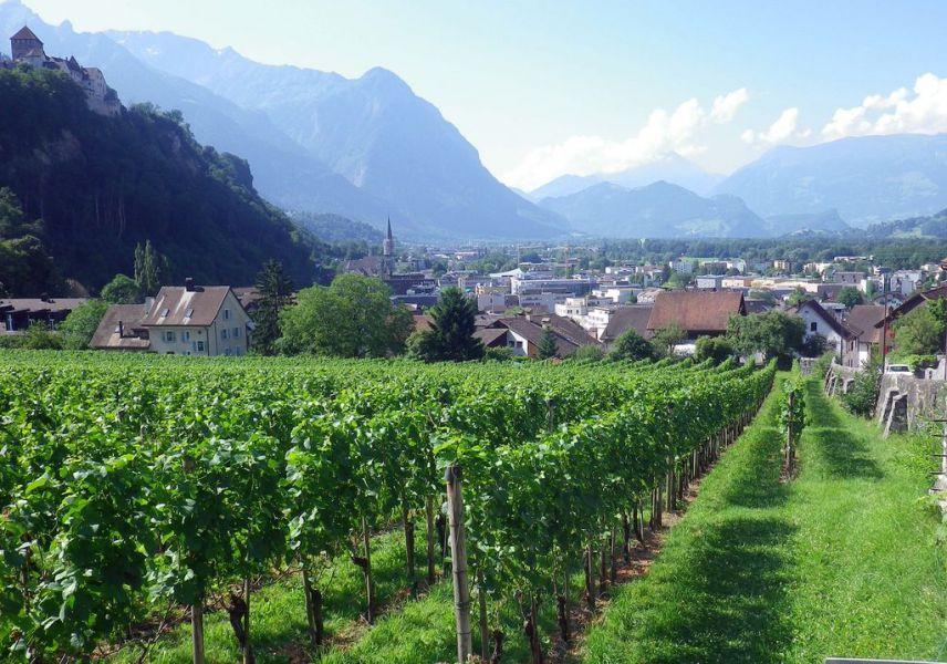 Liechtenstein HB0/RC5A Tourist Attractiions