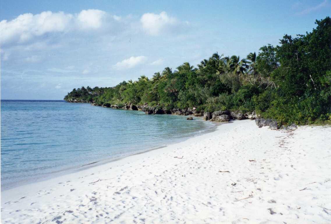 Остров Лифу острова Лоялти Новая Каледония TX5FS DX Новости