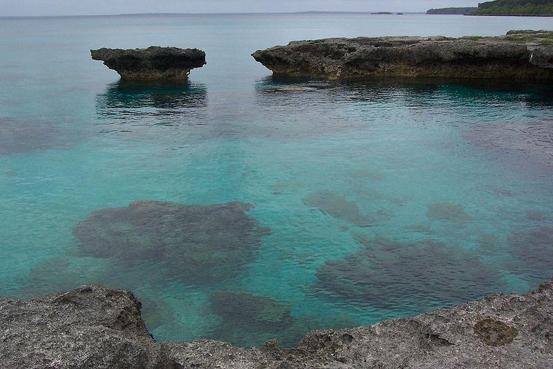 Остров Лифу Новая Каледония TX5FS