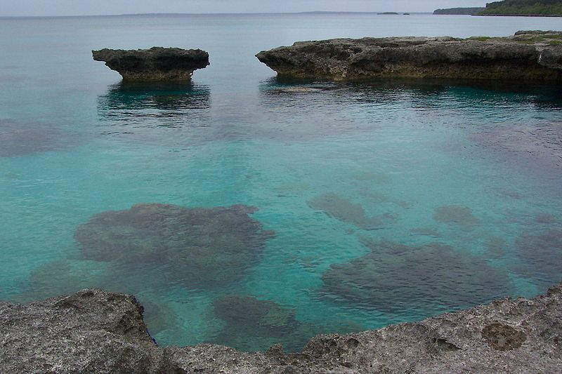Lifou Island New Caledonia TX5FS