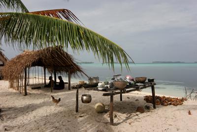 Loh Island Torres Islands Vanuatu YJ8RN/P