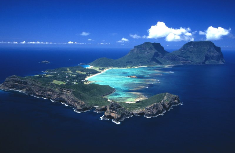 Lord Howe Island 2013 DX News
