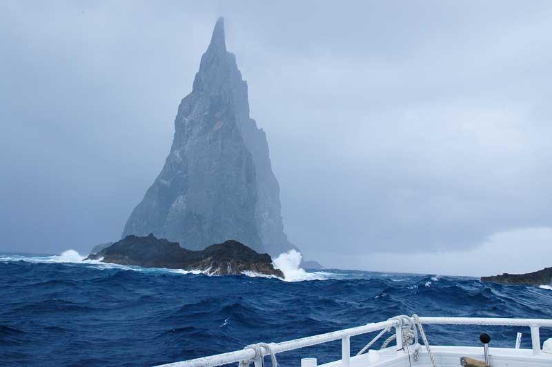 Lord Howe Island DX News VK5CP/VK9L
