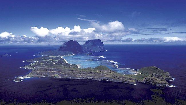 Lord Howe Island VK9/OH1VR VK9/OH3JR