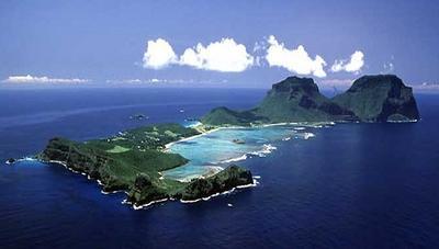 Остров Лорд Хау VK9LHI