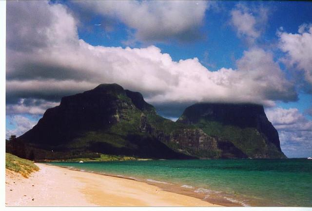 Остров Лорд Хау VK9PN