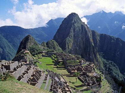 Machu Picchu Peru 4T100MP