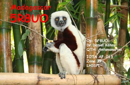 Madagascar Island 5R8UO