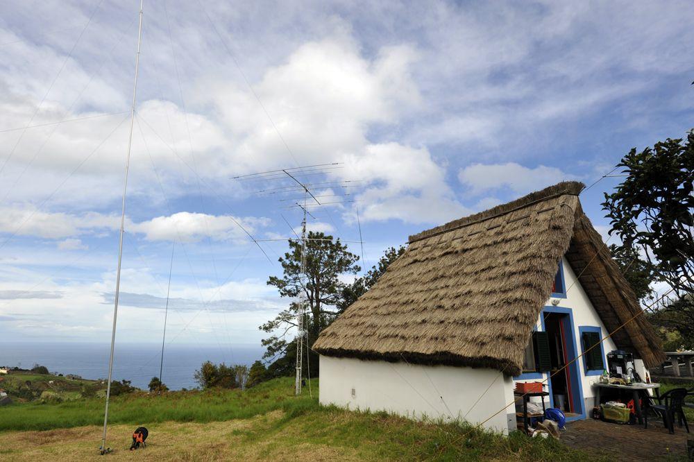Madeira CR3L Contest shack