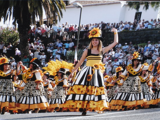 Flower Festival Madeira DX News CT9/G0TSM