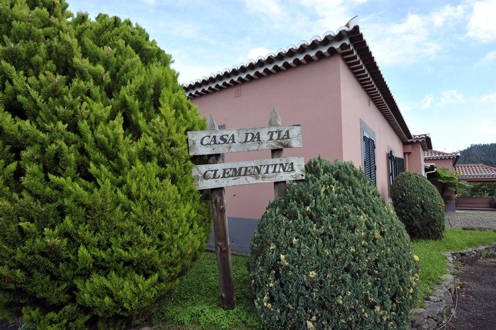 Мадейра Гостиница Casa da Tia Clementina CR3L