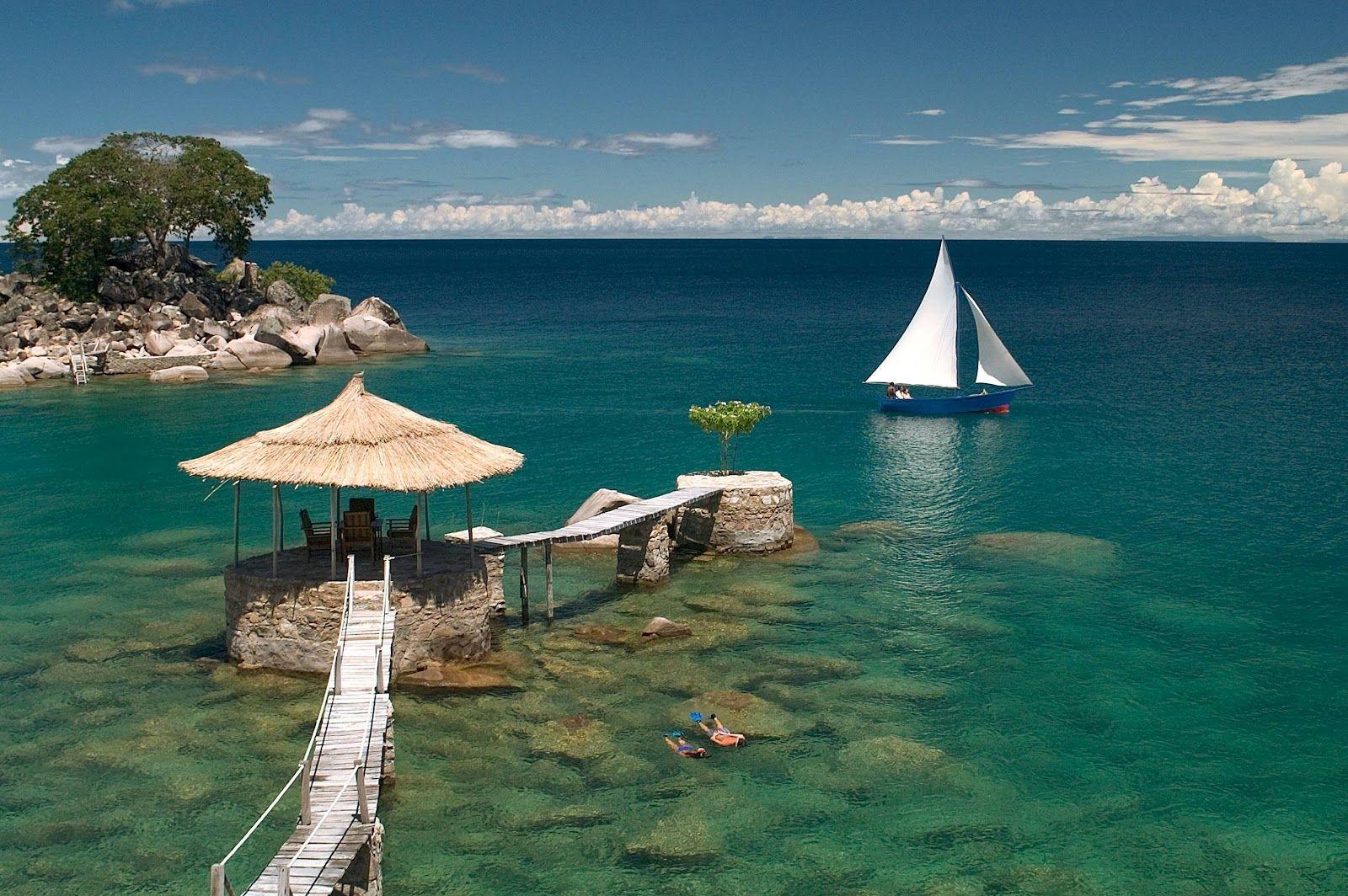 Malawi 7QNL Lake Malawi Tourist Attractions