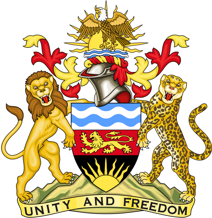 Malawi Coat of Arms of Republic of Malawi 7Q7VW
