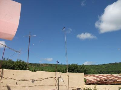 Mali TZ6HY Antennas