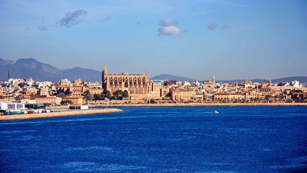 Mallorca Island ED6A DX News