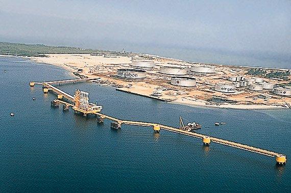 Mandji Island Gabon TR0A/P