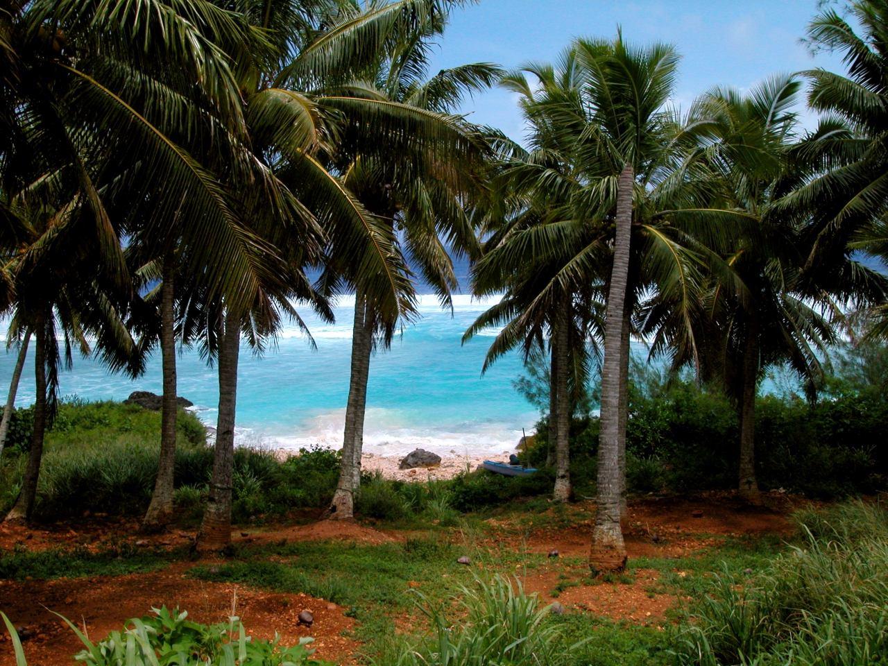 Остров Мангаиа Южные острова Кука E51AND E51KC