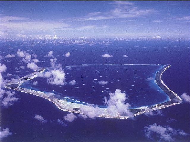 Остров Манихики Жемчужный Остров Острова Кука E51MAN
