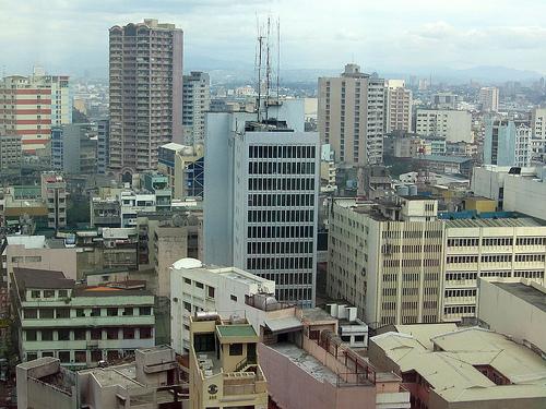 Манила, Филиппины. DU1/G0SHN