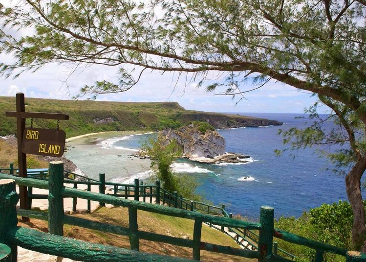 Mariana Islands Bird Island KH0/JM2RUV