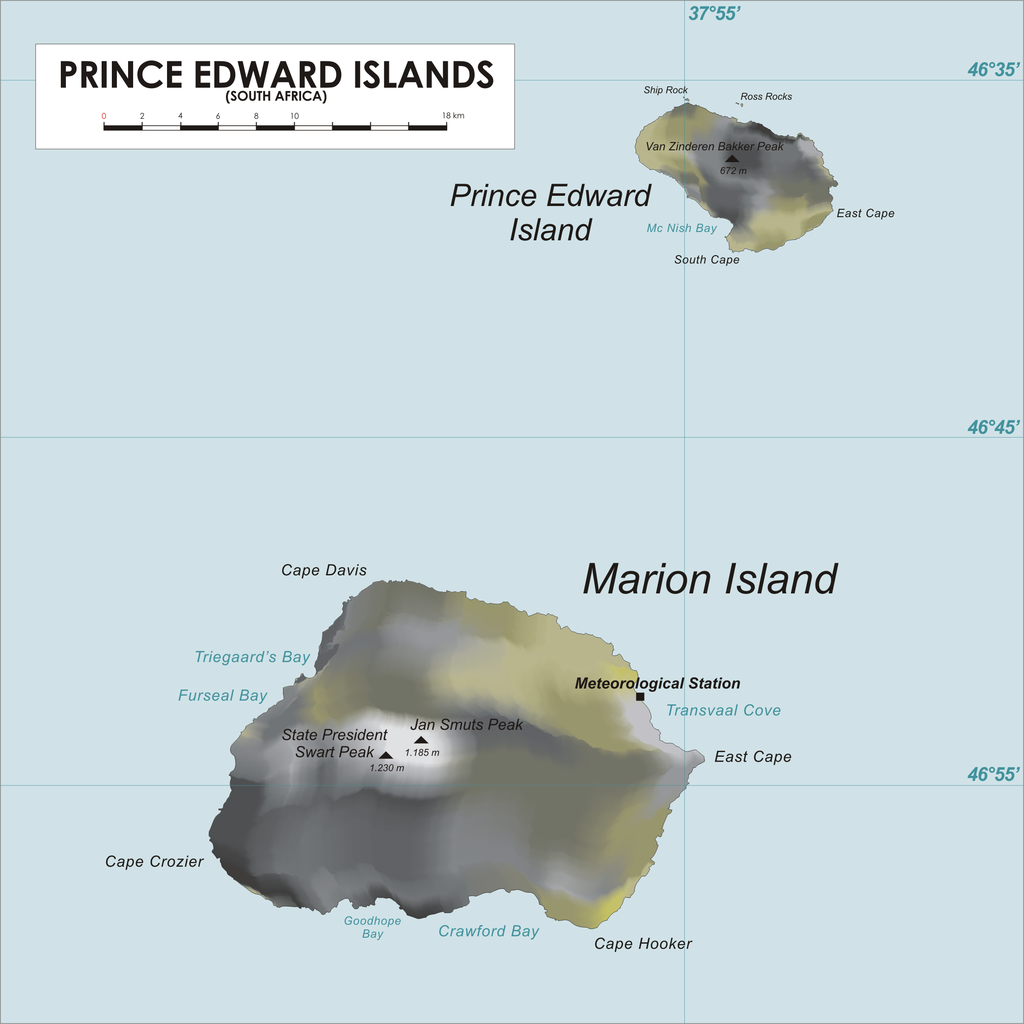 Marion Island ZS8KX DX News Map