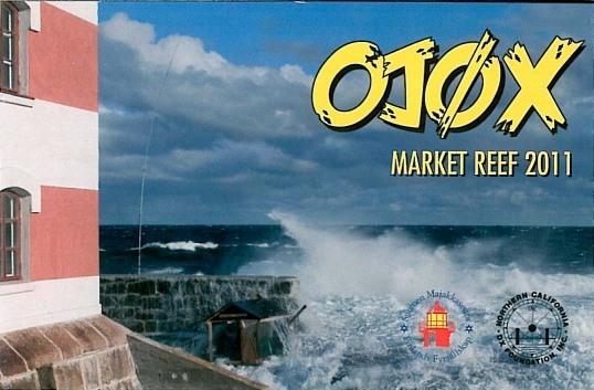 Market Reef OJ0X 2012