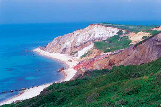 Marthas Vineyard Island