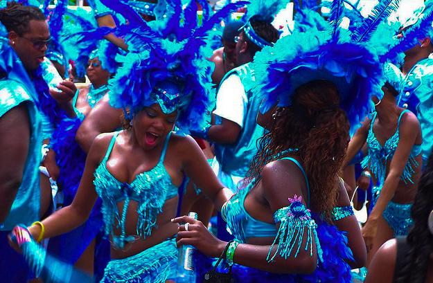Остров Мартиника FM/F6ARC Карнавал