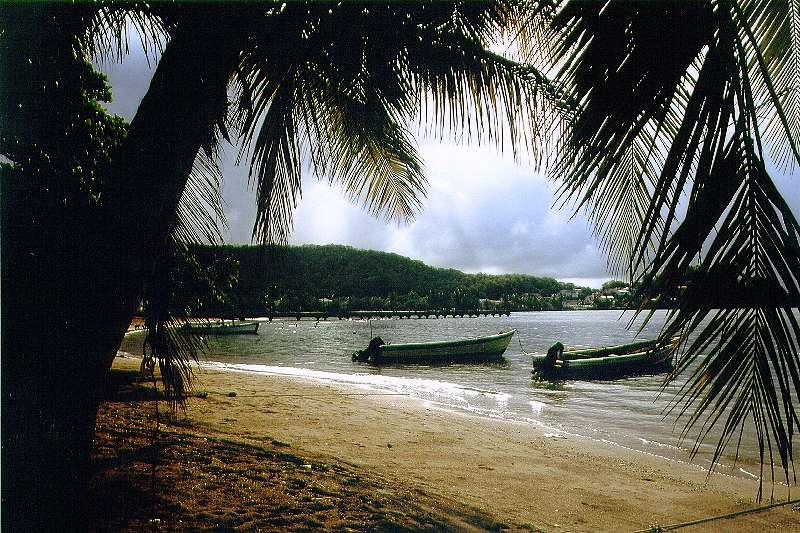 Остров Мартиника FM/KL7WA