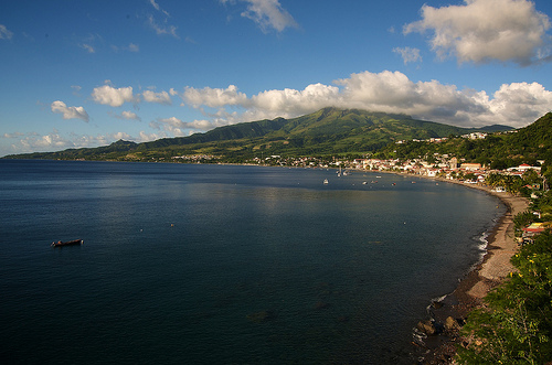 Martinique Island FM/R5GA TO5X DX News