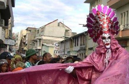 Мартиника TO1N Карнавал