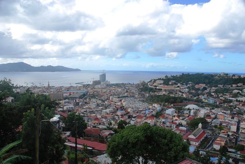Остров Мартиника TO5U