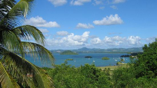 Остров Мартиника TO8A