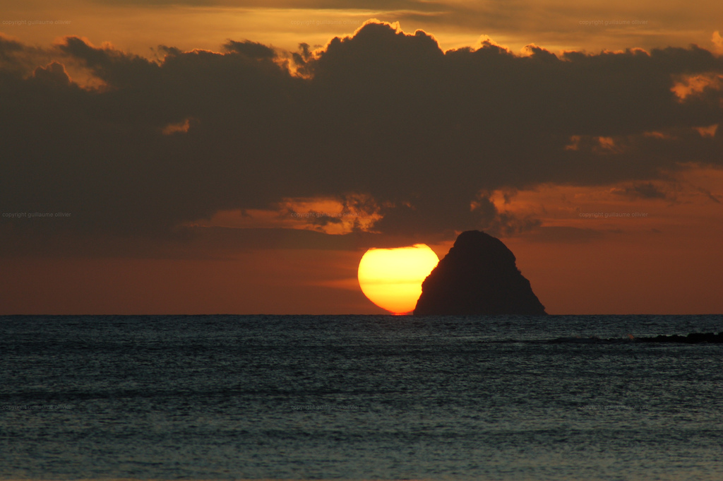 Martinique FM/AI5P Sunset