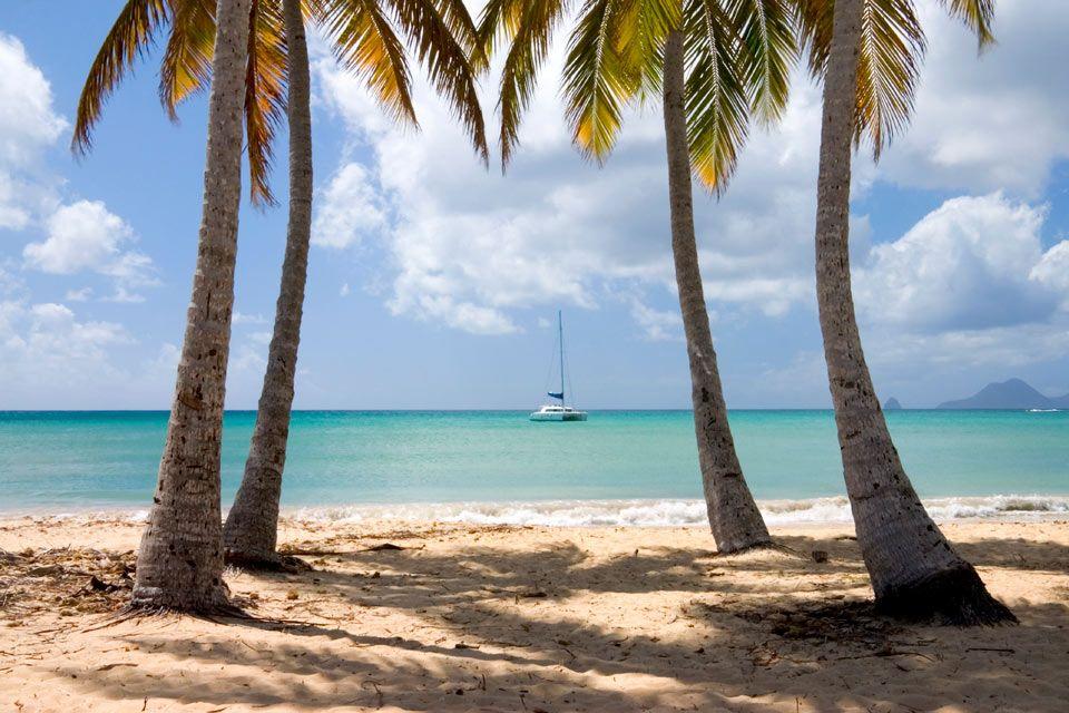 Остров Мартиника FM/F5MCC DX Новости