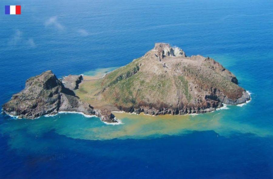 Остров Маттью TX4A Новая Каледония
