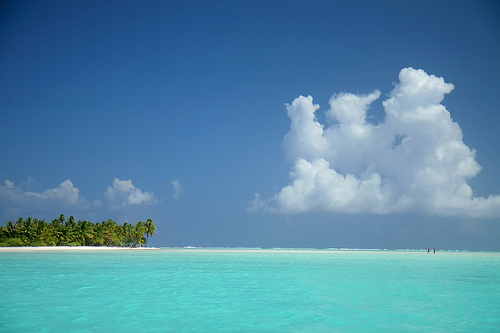 Остров Маупити Французская Полинезия FO/F6BCW