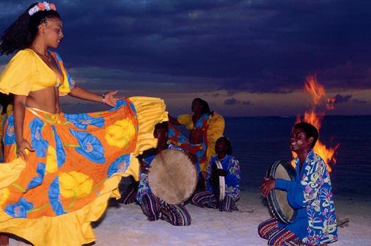 Mauritius Island 3B8/F1BCS 2012